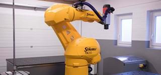 robot frezen