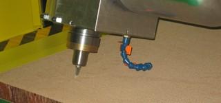 Knife cutting 3D