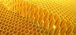 Honeycomp cutting