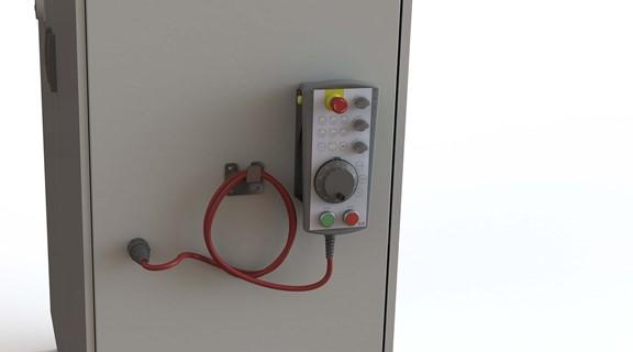 manual control robot handheld