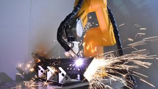robot plasma snijden