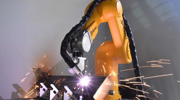 robot cnc plasma cutting
